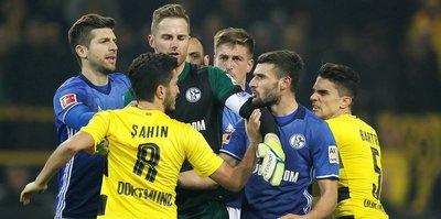 Ruhr derbisinde Schalke'den inanılmaz geri dönüş!