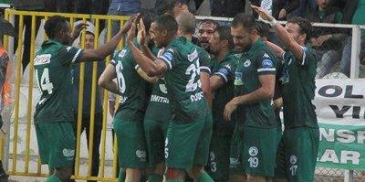 Giresunspor Süper Lig'e göz kırptı