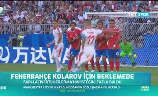 Fenerbahçe Kolarov için beklemede