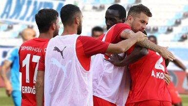 BB Erzurumspor 1-2 Sivasspor | ÖZET