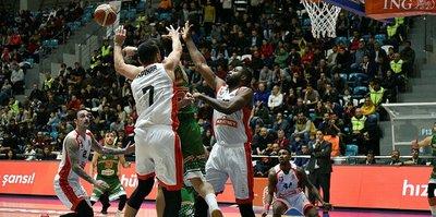 MB Uşak, Gaziantep Basketbol'u konuk ediyor
