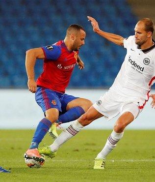 Basel 1-0 Eintracht Frankfurt | MAÇ SONUCU