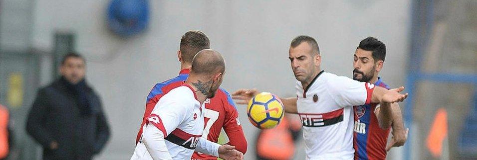 Karabükspor-Gençlerbirliği maçından kareler (20 Ocak 2018)