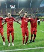Bursaspor'u eli boş gönderdi