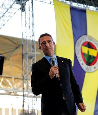 Fenerbahçe Başkanı Ali Koç'tan Phillip Cocu yorumu!