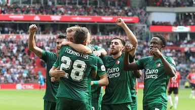 PSV - Feyenoord: 0-4   MAÇ SONUCU - ÖZET