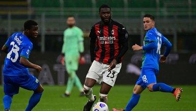Milan Sassuolo: 1-2   MAÇ ÖZETİ İZLE
