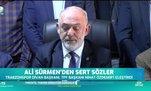 Ali Sürmen'den Nihat Özdemir'e sert sözler