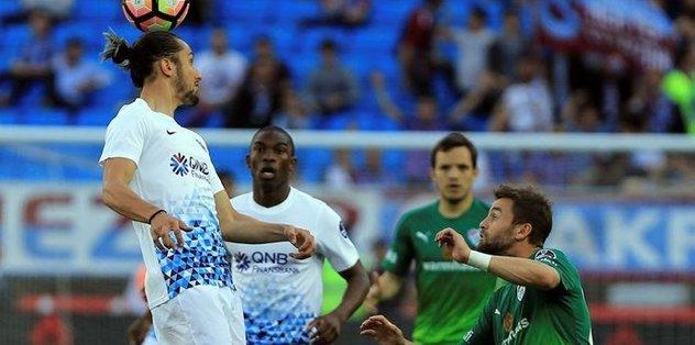 ''Trabzon şaşırtmadı...''