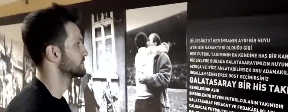 Galatasaray transferi böyle duyurdu