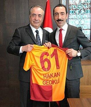 Mustafa Cengiz'den Hakan Gedikli'ye ziyaret