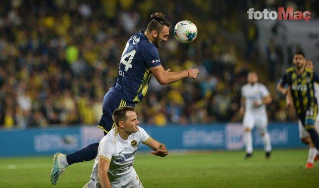 Derbi öncesi Fenerbahçe'de şok sakatlık