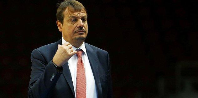 Ergin Ataman'dan EuroLeague'in iptali sonrası ilk açıklama!