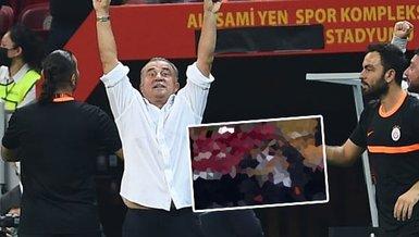 Son dakika spor haberi: Galatasaray Lazio maçına Strakosha damgası! Fatih Terim böyle tepki verdi