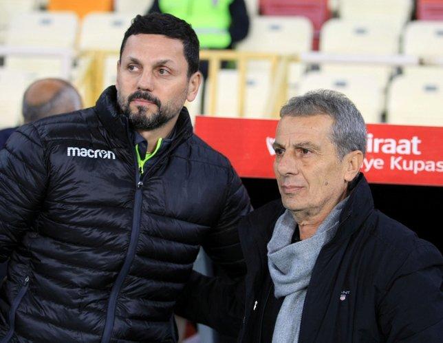 Yeni Malatyaspor - Etimesgutspor maçından kareler