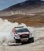 Dakar Rallisi'ne El-Attiyah damgası