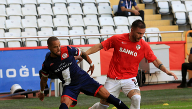 Antalyaspor 1-1 Gaziantep FK | MAÇ SONUCU