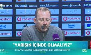 Sergen Yalçın'dan Lucescu açıklaması