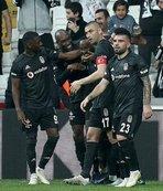 Beşiktaş N'Koudou ile güldü!