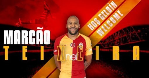 Galatasaray'ın yeni muhafızı Marcao!