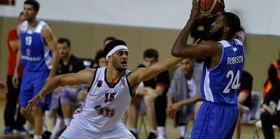 Eskişehir Basket'te ilk hedef 3 galibiyet
