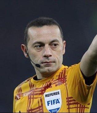 UEFA'dan Cüneyt Çakır'a görev! Chelsea-Valencia maçını yönetecek | Son dakika haberleri
