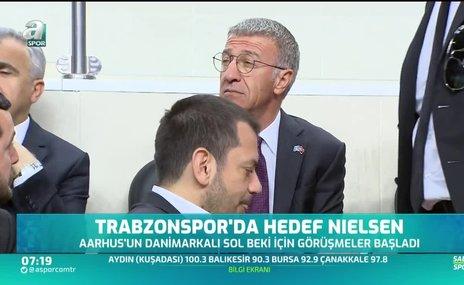 Trabzonspor'da hedef sol bek