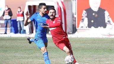Tuzlaspor - Boluspor: 0-1 (MAÇ SONUCU - ÖZET)