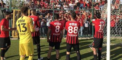 Fatih Karagümrük 2-0 Manisa BBSK | MAÇ SONUCU
