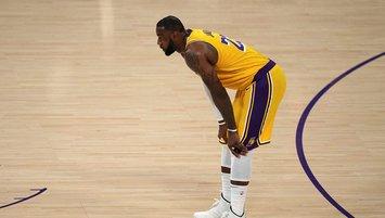 Report: LeBron changing jersey to No. 6 next season