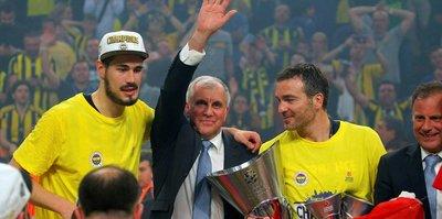Obradovic: Fenerbahçe adına çok mutluyum