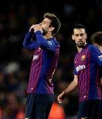 Barcelona Villarreal'i devirdi