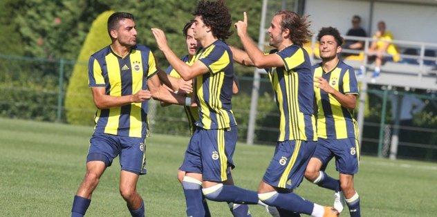 Gençlerde Fenerbahçe, Beşiktaş'ı devirdi