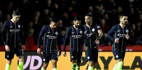 Manchester City kupada çeyrek finalde