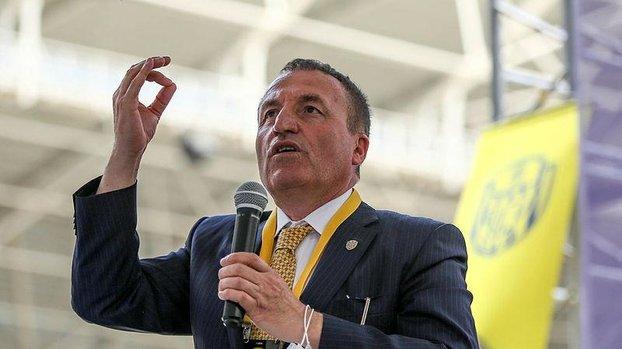 Son dakika spor haberleri: Ankaragücü'nde yeni başkan Faruk Koca oldu