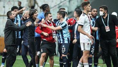 Beşiktaş ve Adana Demirspor PFDK'ya sevk edildi