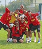 Göztepe, Beşiktaş maçının hazırlıklarını tamamladı