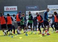 Fenerbahçe Zenit maçı hazırlıklarına başladı