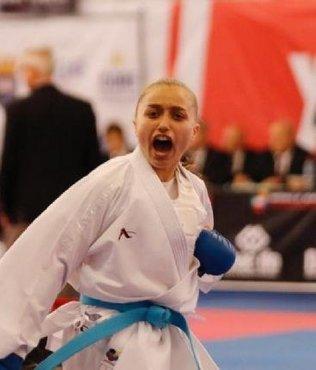 Türkiye Şampiyonu Rabia Elik Türkiye'yi Avrupa'da temsil edecek