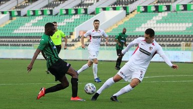 Son dakika haberleri: Denizlispor Gaziantep FK: 0-1 (MAÇ SONUCU - ÖZET)