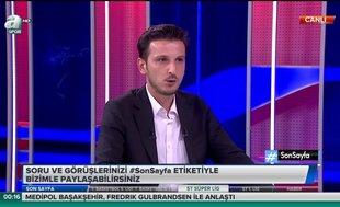 İşte Galatasaray'ın golcüsü! Abdurrahim Albayrak bile bilmiyor | Video haber