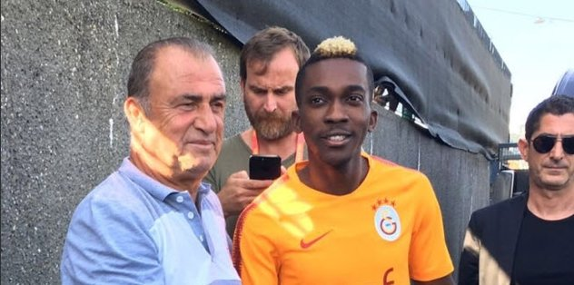 Galatasaray Everton'dan Onyekuru transferini KAP'a bildirdi