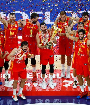 FIBA 2019 Dünya Kupası Final Maçı: Arjantin 75 - 95 İspanya