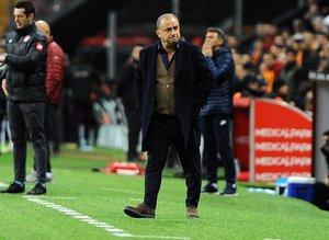 Fatih Terim'den maç sonunda flaş hakem itirafı!