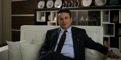 Celil Hekimoğlu'ndan Trabzonspor'a destek