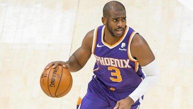Chris Paul Phoenix Suns'la tekrar anlaşabilir!