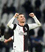 Juventus, Parma'yı Ronaldo'nun golleriyle yendi