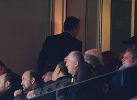 Fenerbahçe Başkanı Ali Koç Kasımpaşa maçını terk etti!