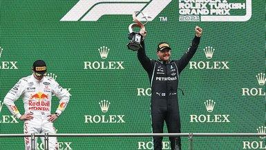 Mercedes driver Bottas wins F1 Rolex Turkish Grand Prix 2021