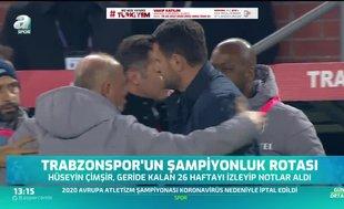 Trabzonspor'da rota: Şampiyonluk!